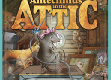 """A chance to win a signed copy of """"An Antechinus in the Attic""""?"""